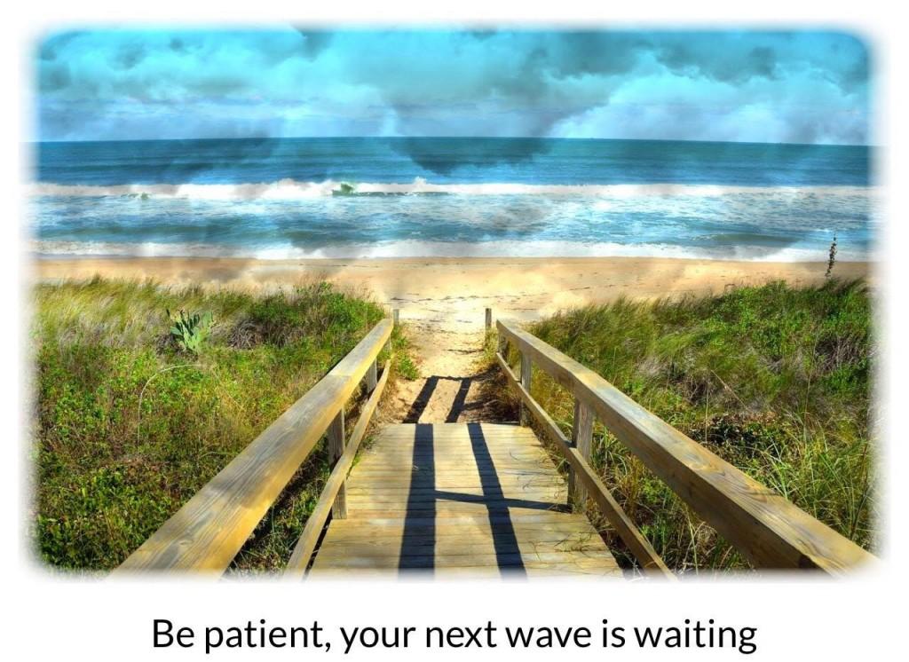 Patient wave